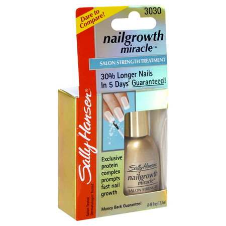 Sally Hansen Miracle Nail Growth